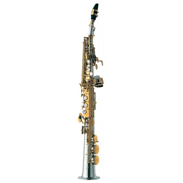 Soprano Sax High 'G' - Solid Silver