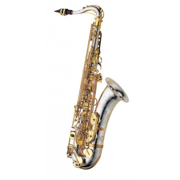 Tenor Sax - Solid Silver Neck, Body, Bow & Bell