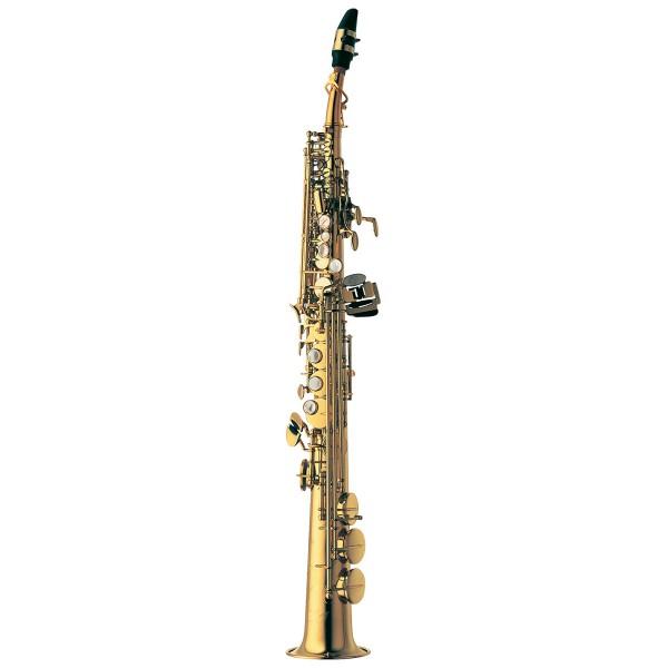Soprano Sax High 'G' - Brass