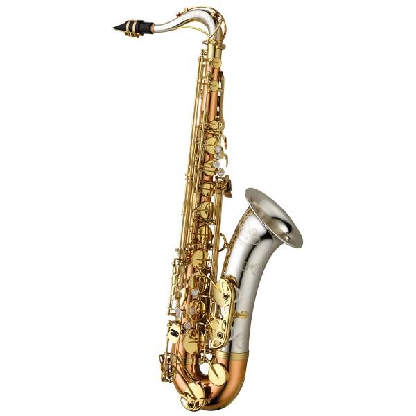 Tenor Sax - Silver & Bronze