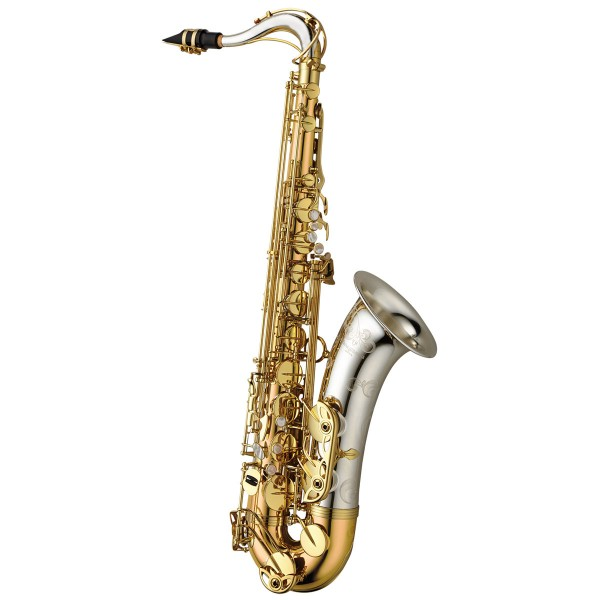 Tenor Sax - Silver & Brass