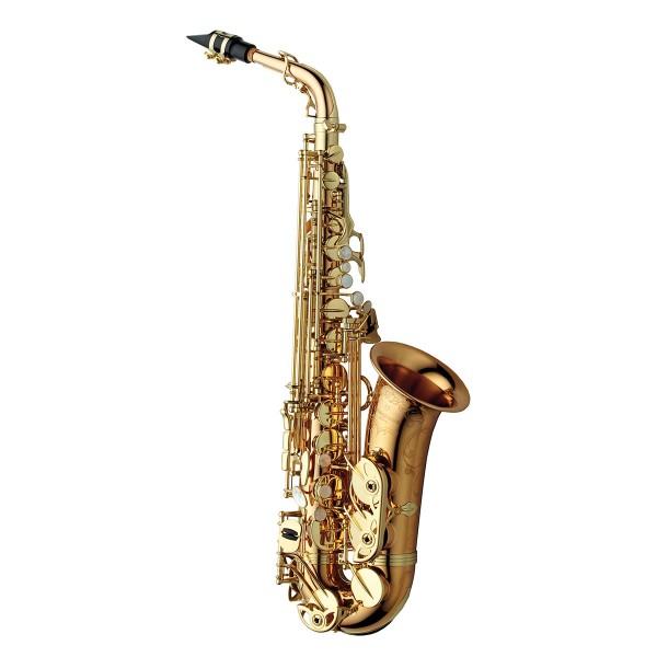 Alto Sax - Unlacquered Bronze
