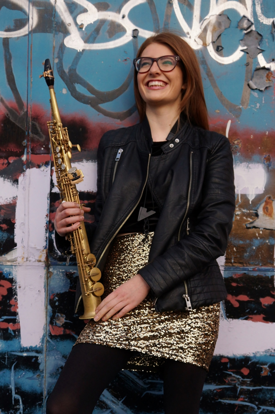 Jess Gillam shines in BBC Young Musician final